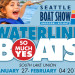 2017 Seattle Boat Show…South Lake Union…