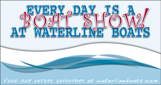 Every-Day-Boat-Show at Waterline Boats