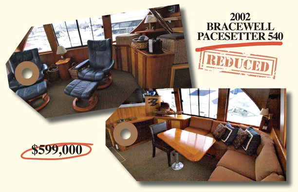 2002 Pacesetter 540