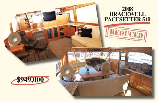 2008 Pacesetter 540