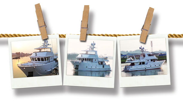 Bering Yachts - Waterline Boats